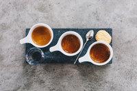 Hete koffie? Laat je koffie even afkoelen.