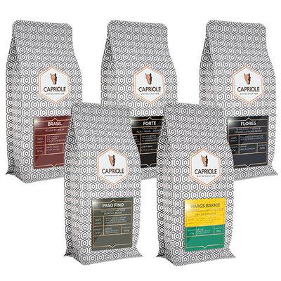 Capriole Jublieumpakket Koffiebonen 5x250 gram