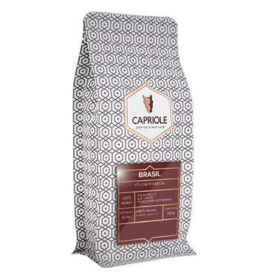 Koffiebonen Brasil Flor do Bagaço 250 gram