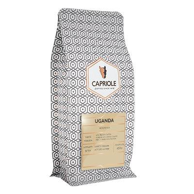 Koffiebonen Uganda Robusta 250 gram