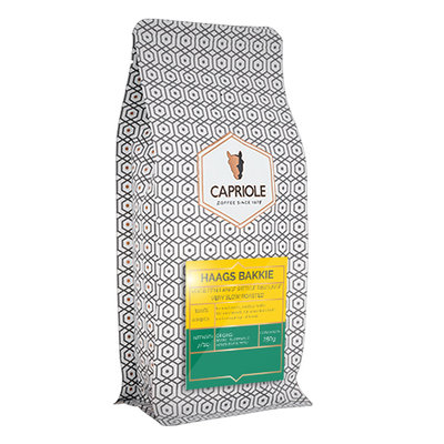 Koffiebonen Haags bakkie 250 gram