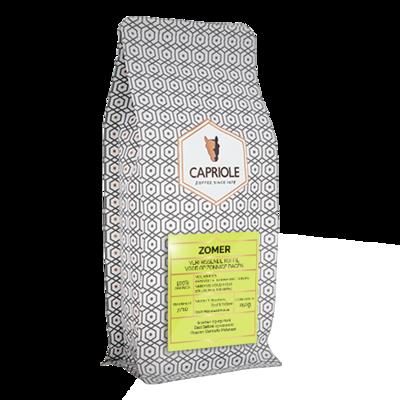 Koffiebonen Zomer melange 250 gram