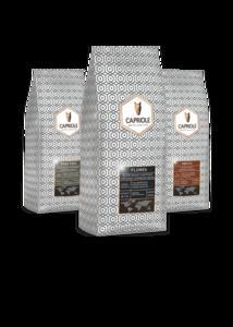 Proefpakket Koffiebonen Capriole